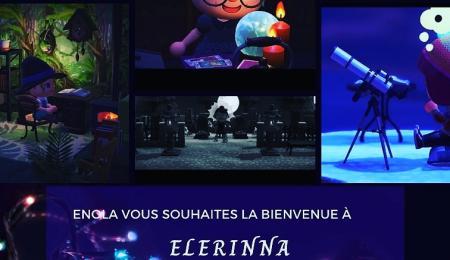 Elerinna (couronné d'étoiles)