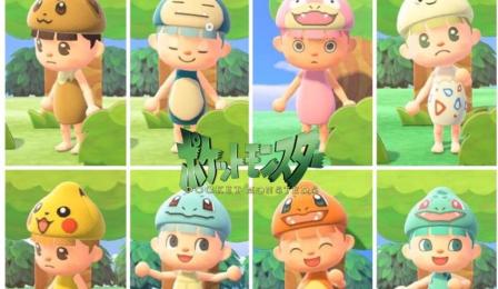 Pokémon : tenues