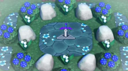 Zelda : épée