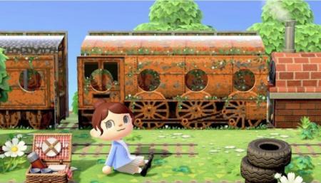 Train, locomotive